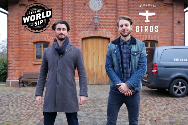 The World Sip – 1. Hamburg – Flying With Birds