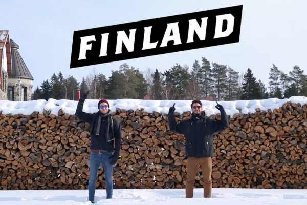 The World Sip – 5. Finland – Hot Tub Rye Machine